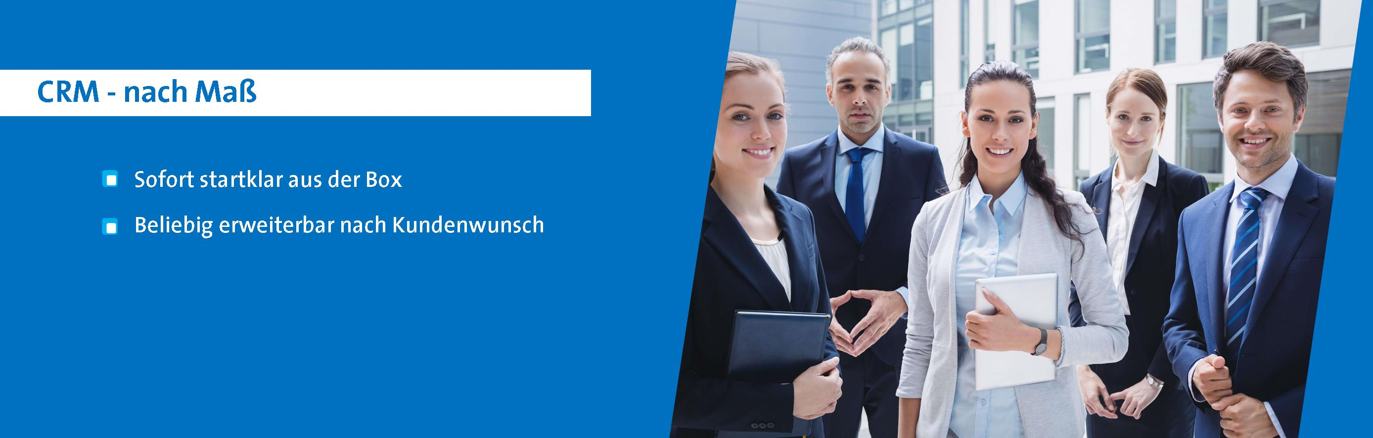 orgAnice CRM Software aus Berlin